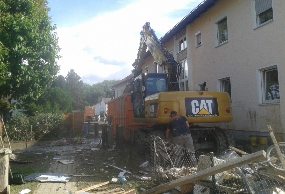 Noteinsatz, Simbach am Inn